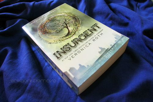 Insurgent by Veronica Roth (Divergent #2)