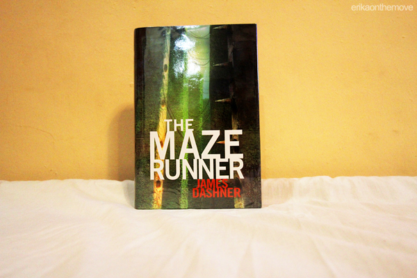 The Maze Runner by James Dashner (Maze Runner #1)