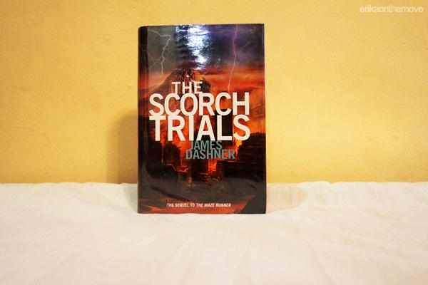 The Scorch Trials by James Dashner (Maze Runner #2)