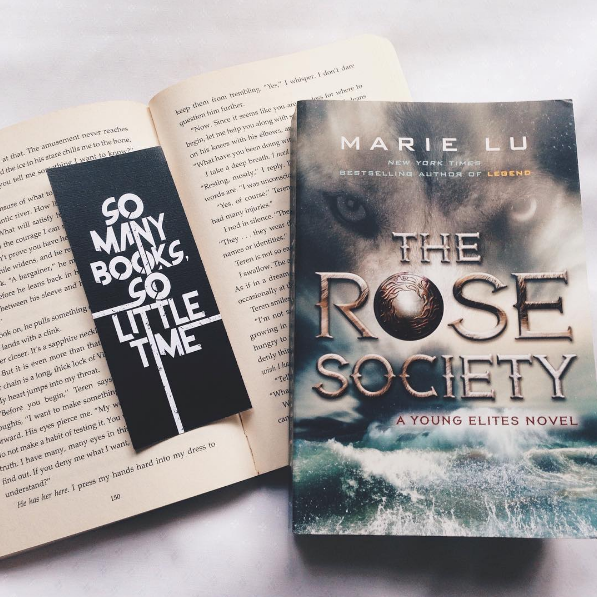 BOOK REVIEW: The Young Elites Trilogy by Marie Lu